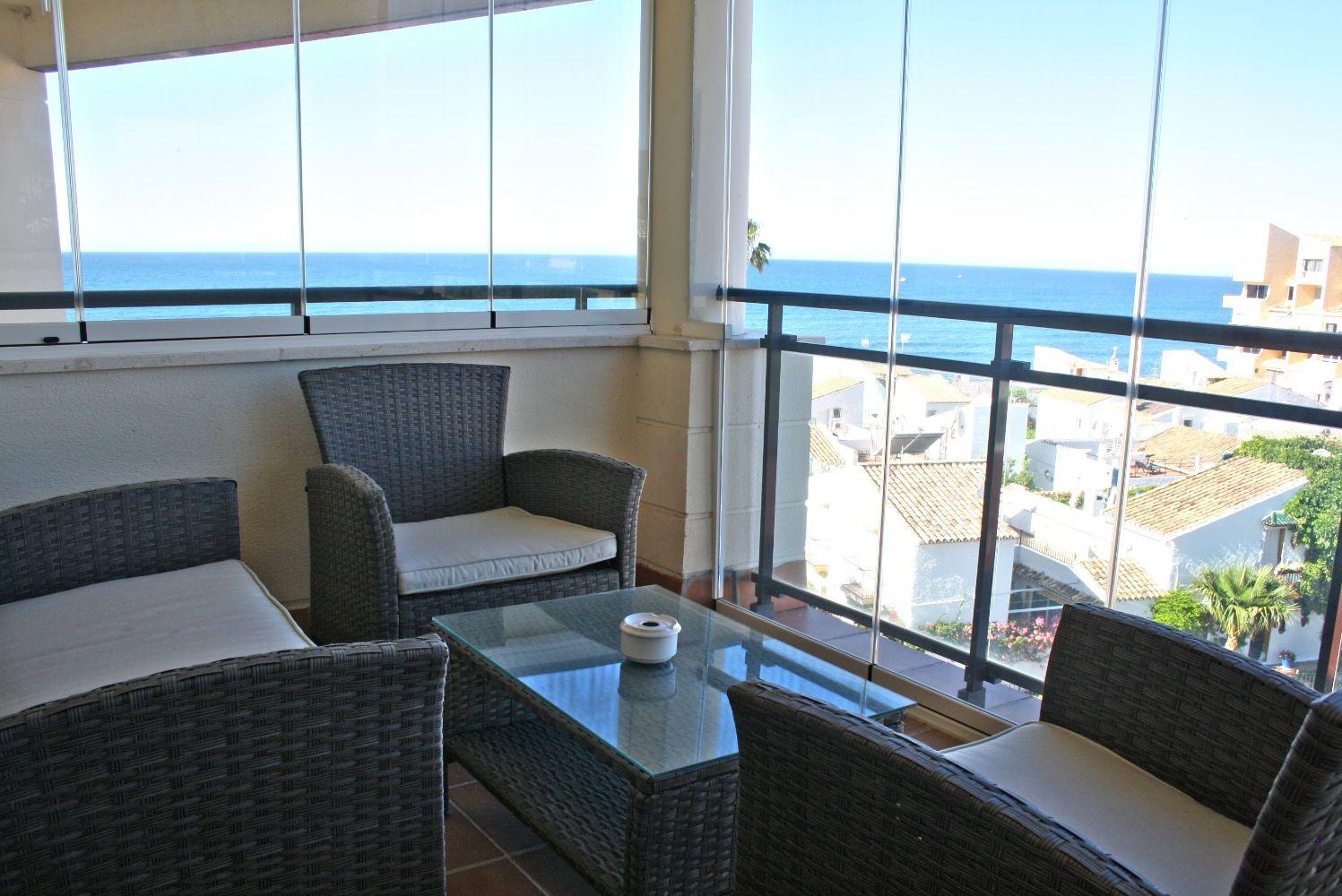 Beach Side Apartment