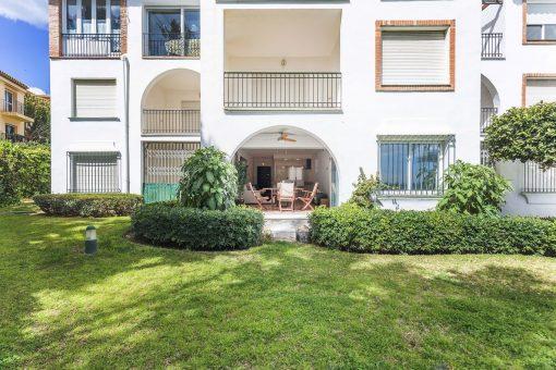 Estepona Beachside Apartment